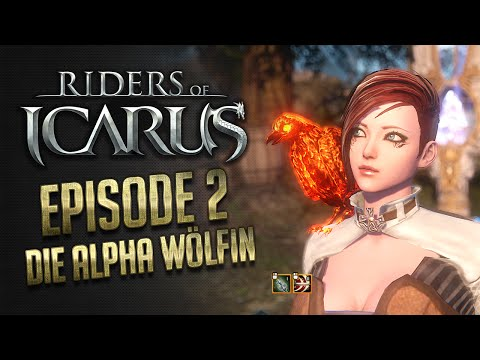 Riders of Icarus #02 | Die Alpha Wölfin ★ Let's Test Rider of Icarus Deutsch