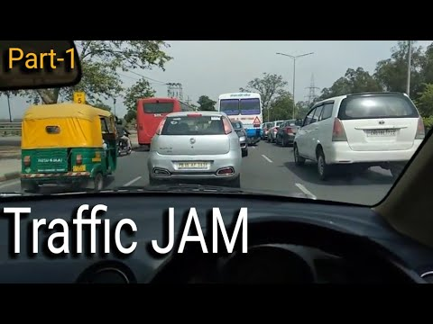 How to Drive in Traffic JAM   Part-1   Easy Tips [ Must Watch]   Hindi