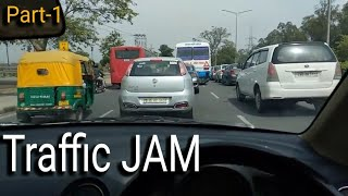 How to Drive in Traffic JAM | Part-1 | Easy Tips [ Must Watch] | Hindi