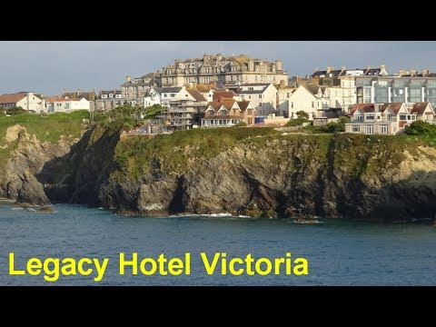 Legacy Hotel Victoria video review (Newquay Cornwall England)