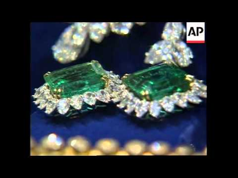 USA: CHRISTIE'S TO AUCTION PRECIOUS JEWELS COLLECTION