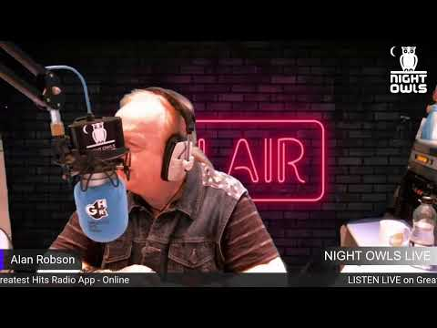 Night Owls Live - 10th May 2020