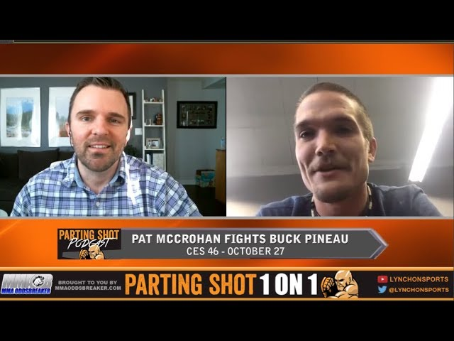 CES 46's Pat McCrohan talks Injuries, Extended layoff & new Training Camp