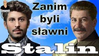 Józef Stalin | Zanim byli sławni