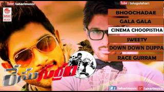 Race Gurram Songs | Latest Audio Jukebox | Allu Arjun, Shruti Hassan, S.S Thaman
