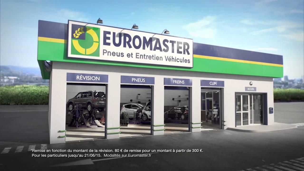 Spot TV révision Euromaster - YouTube