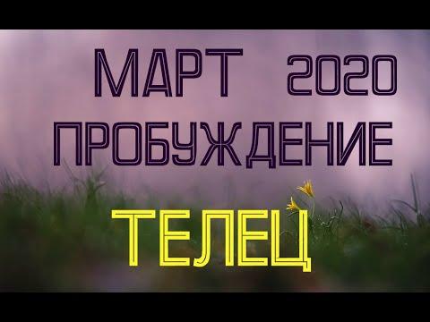ТЕЛЕЦ. МАРТ. Таро-прогноз на март 2020 для Тельцов.