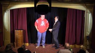Erick Olson Comedy Magic Cabaret Hilton Head