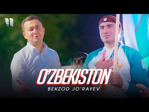 Bekzod Jo'rayev - O'zbekiston