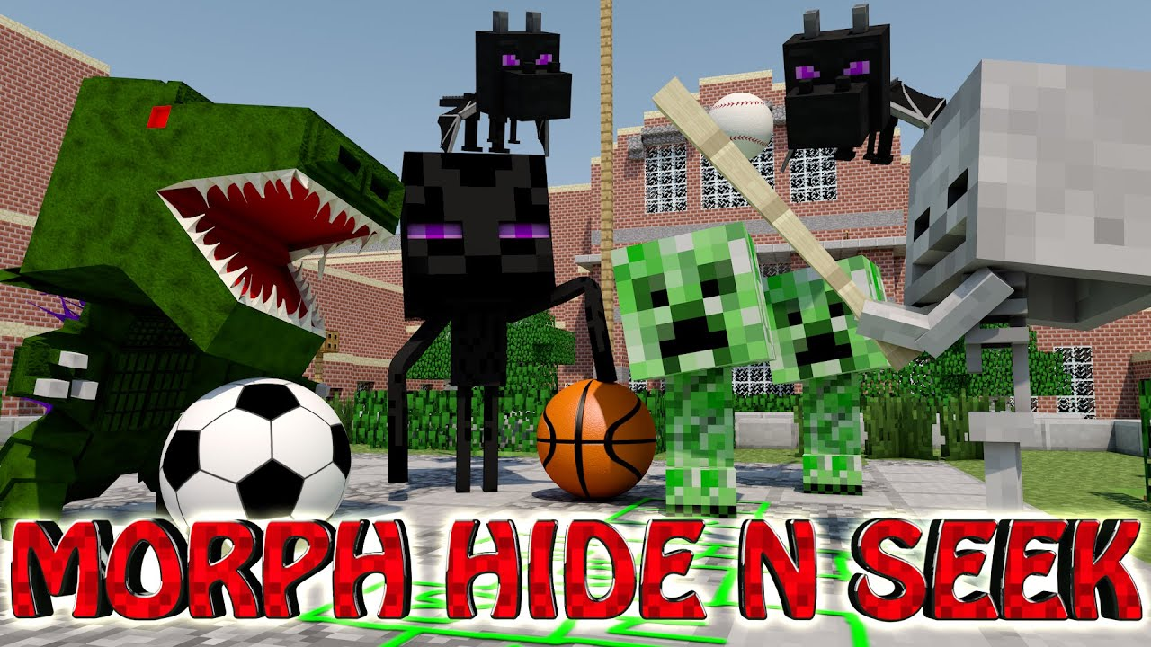 how to download hide and seek minecraft