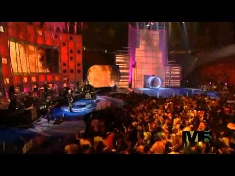 Shakira Ft Alejandro Sanz  La tortura   Live Premios MTV