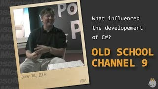 #TBTch9 What influenced the development of C#?
