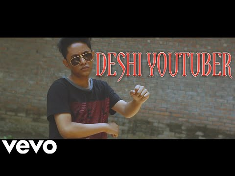 DESHI YOUTUBER | OFFICIAL MUSIC VIDEO | BANGLA RAP NEW 2018 | BANGLA HIP HOP | BABA RAFI