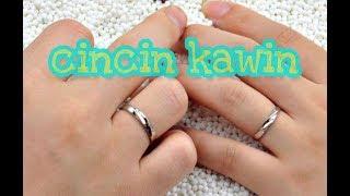 Perhiasan model cincin kawin terbaru 2019