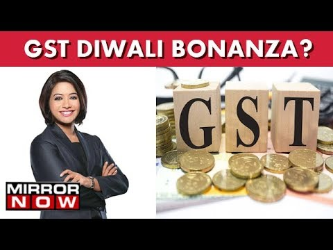 GST Bonanza For Consumers Before Diwali I The Urban Debate With Faye D'Souza