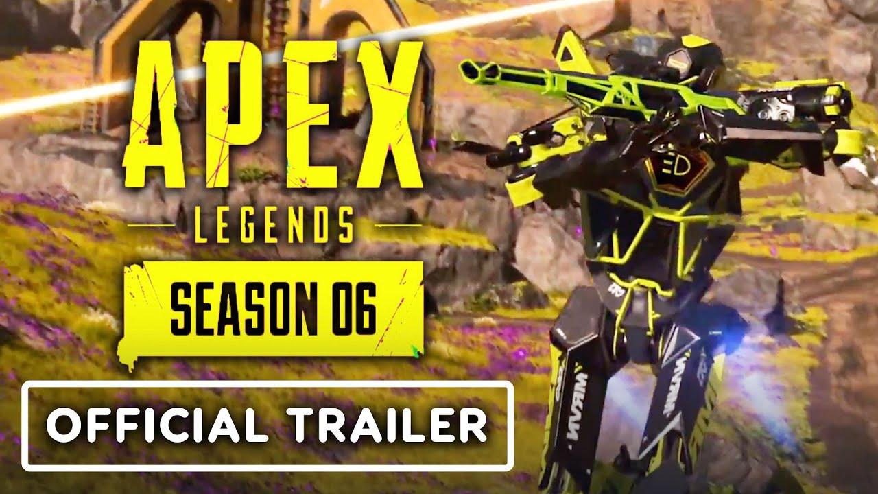 Apex Legends: Season 6 - Official Battle Pass Trailer