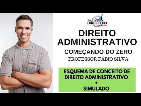 DIREITO ADMINISTRATIVO - COMEÇANDO DO ZERO - AULA 1