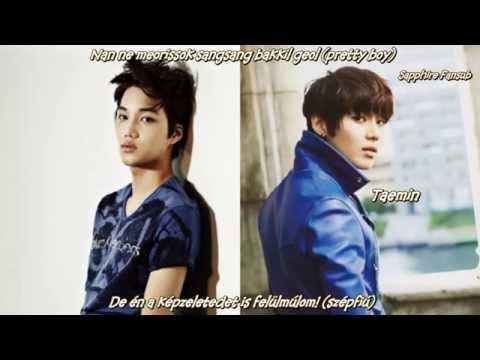 Taemin (SHINee) ft. Kai (EXO) - Pretty Boy (Hun sub+Rom)