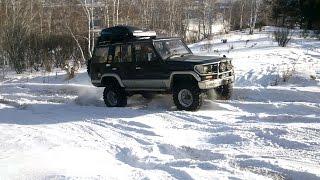 Грязевые шины зимой(, 2016-01-31T12:38:32.000Z)