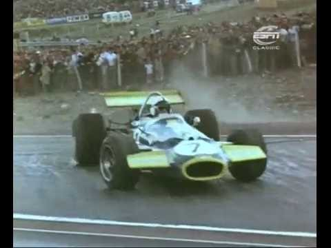1970 Spanish GP Highlights (Wheelbase)