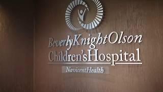 Beverly Knight Olson Children's Hospital Grand Opening