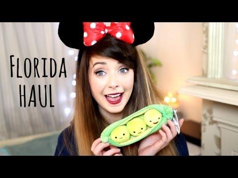 Huge Florida Haul | Zoella