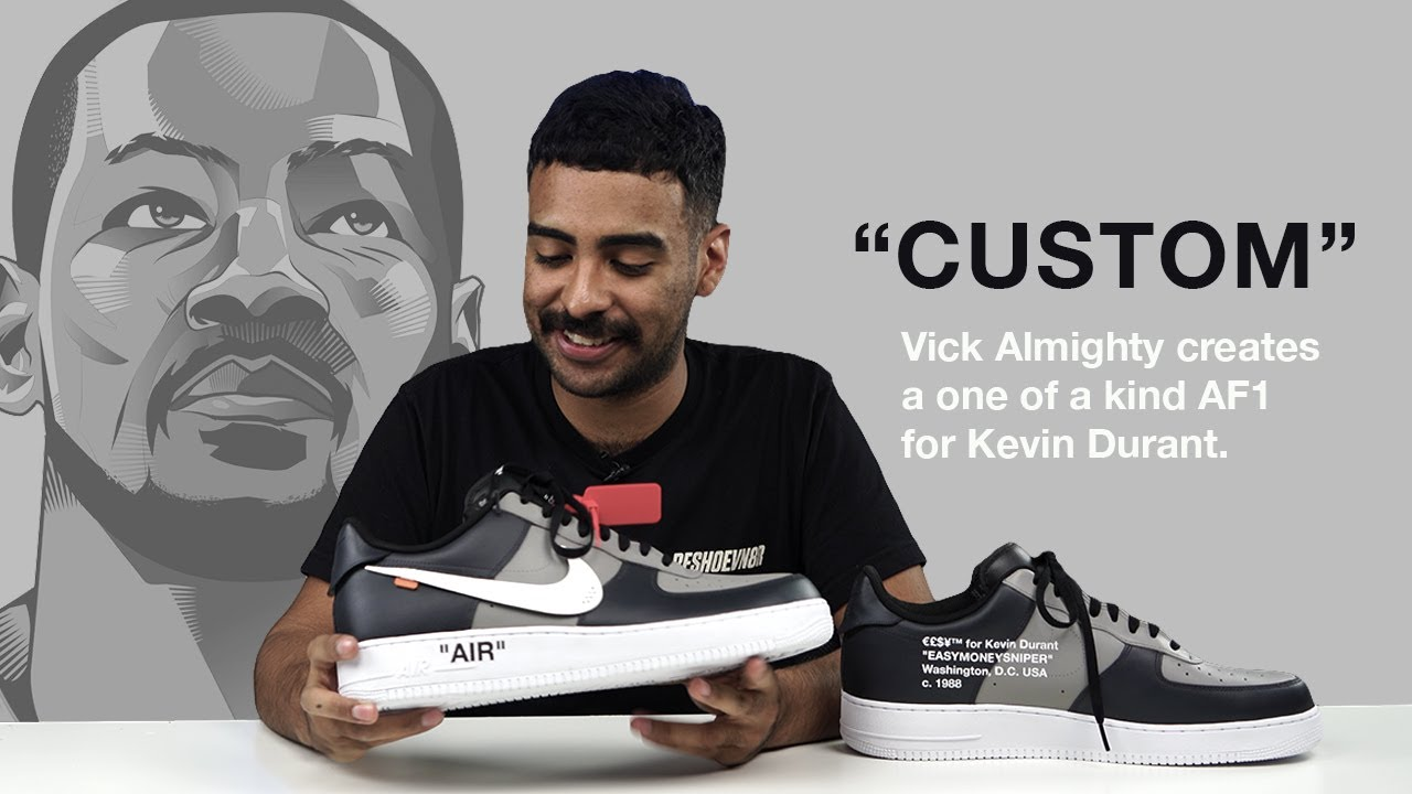 Vick Almighty Custom Air Force One for