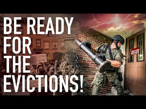 Be Ready For The Biggest Eviction Horror Show In U.S. History