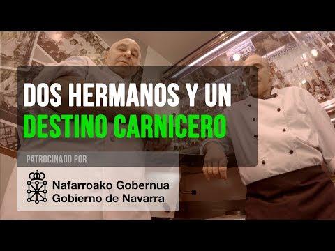 Dos hermanos y un destino carnicero - Mercado de Santo Domingo - Pamplona