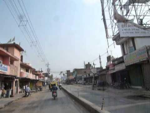 Driving through Gorakhpur 16/04/2013