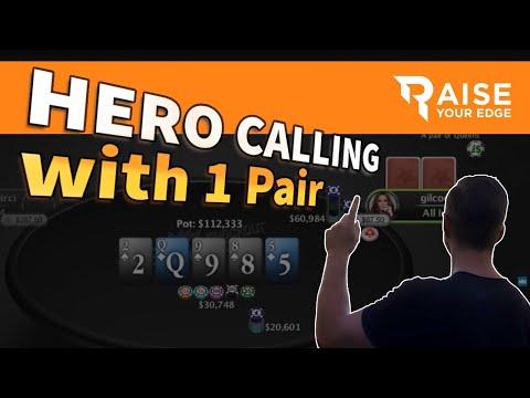 HERO CALLING WITH 1 PAIR - 동영상