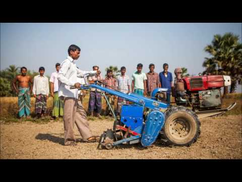 Agriculture Mechanization in Southern Bangladesh - Radio Program (in Bangla)