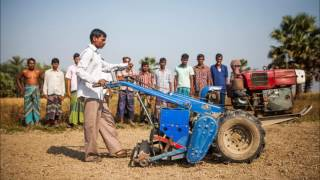Agriculture Mechanization in Southern Bangladesh - Radio Program (in Bangla)