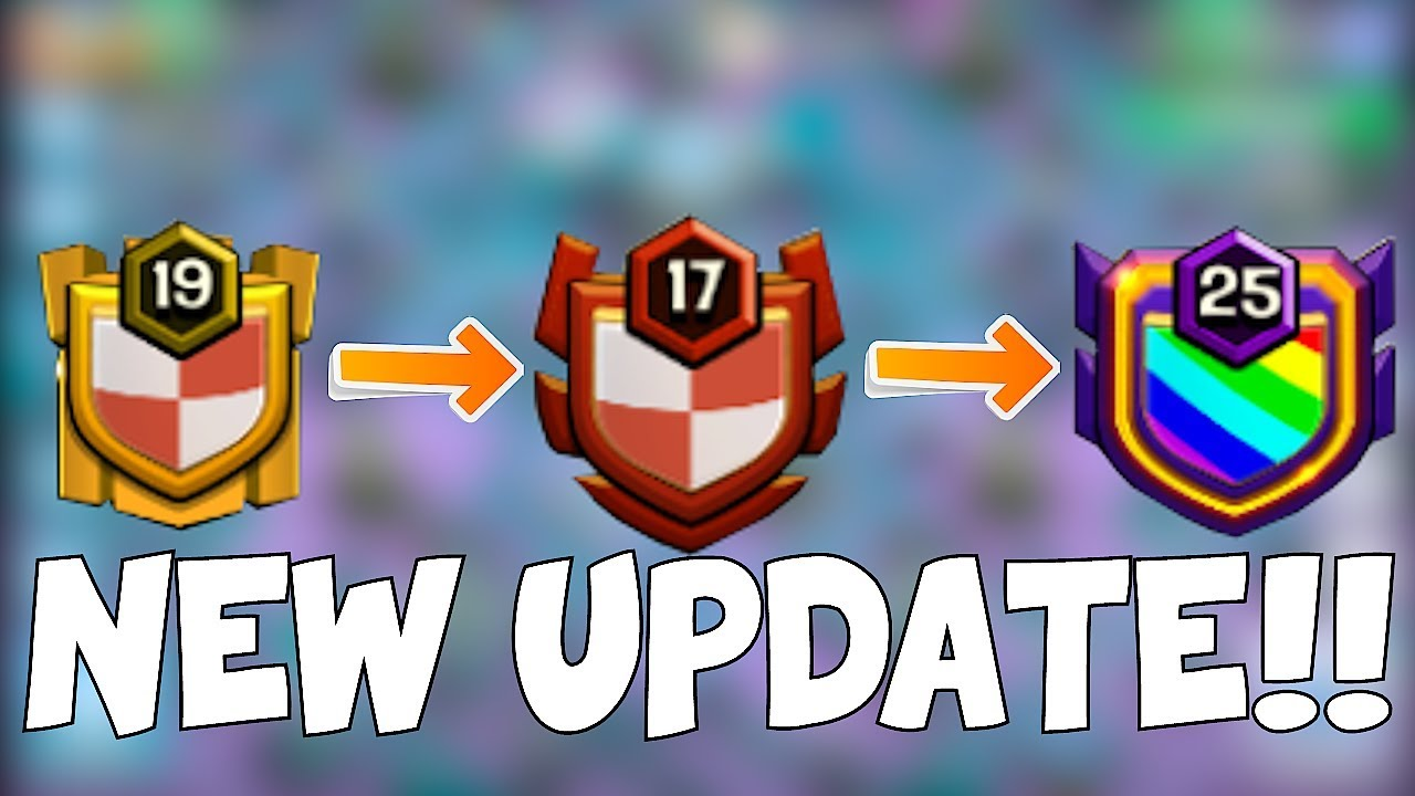 new update clan badges more clash of clans youtube