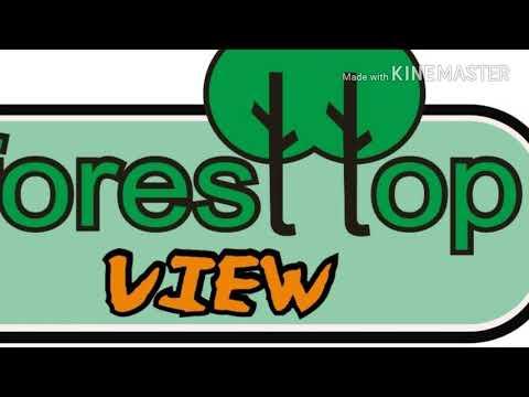 Batam forest top - Mei 2018