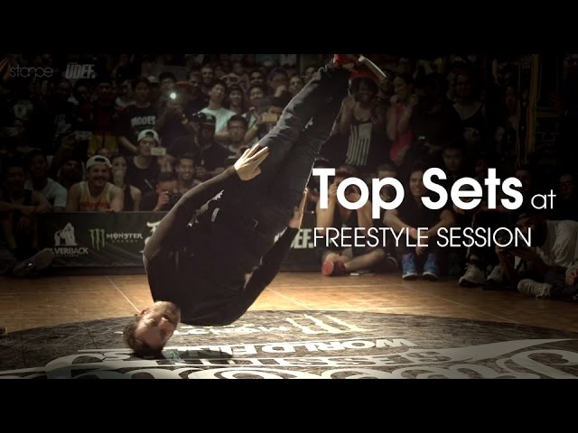 Top Sets at Freestyle Session 2014 // .stance // UDEF x Silverback
