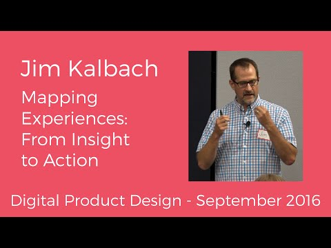 Digital Product Design - Mapping Experiences: From Insight to Action