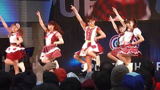 愛乙女☆DOLL 「流れ星」「Love Beam」スポーツ・オブ・ハート2017 Lovel...