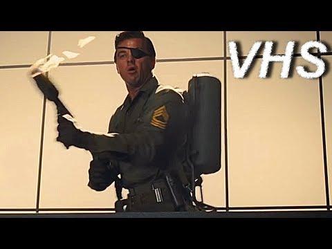 Однажды в Голливуде - Трейлер на русском - VHSник