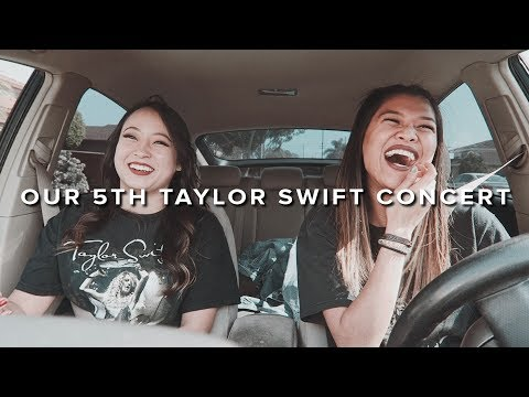 Taylor Swift Reputation Tour | Rose Bowl (los Angeles)