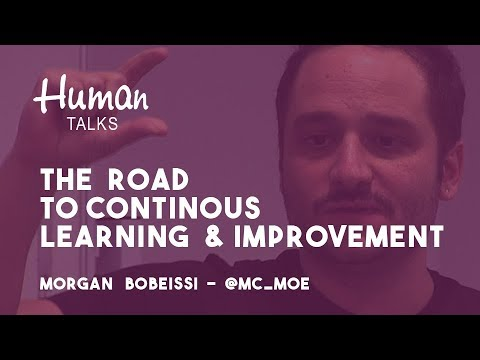 Cut me some Slack: The road to continuous learning and improvement par Morgan Kobeissi
