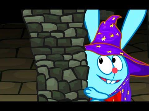 Смешарики Начало #2 Детская игра как мультик как смешарики захотели стать супергироями