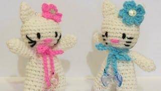 Patrones amigurumi: Hello Kitty – Comando Craft | 180x320