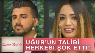 Zuhal Topal'la 210. Bölüm (HD) | Uğur'un Talibi Öyle Biri Çıktı Ki...