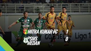 Download Video [Pekan 10] Cuplikan Pertandingan Mitra Kukar FC vs PSMS Medan, 22 Mei 2018 MP3 3GP MP4