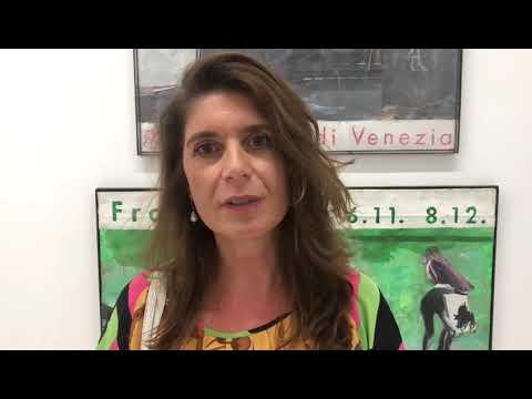 Christine Macel Speaks About Franz West