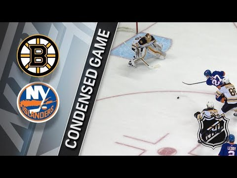Boston Bruins vs New York Islanders – Jan. 02, 2018 | Game Highlights | NHL 2017/18. Обзор матча