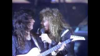 EUROPE - The Final Countdown World Tour 1987 (Live in London)