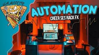 CREER SON RACK D'AUTOMATION ! ABLETON LIVE TUTORIEL