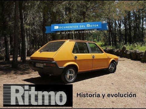 Seat Ritmo (1/2)- Historia Y Evolución